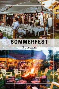 Top 20 Locations für Sommerfeste in Potsdam