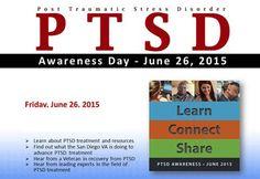 PTSD Awareness Day