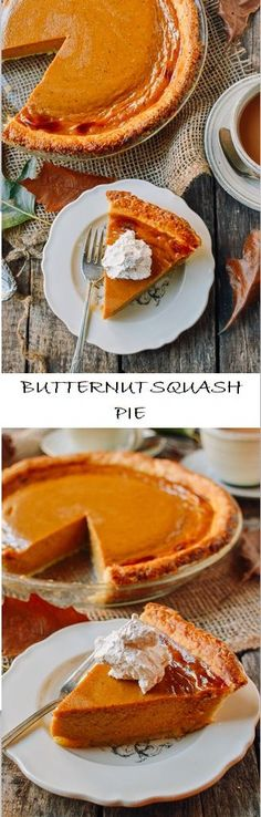 Butternut Squash Pie recipe, pretty awesome, I have to say! by the Woks of Life