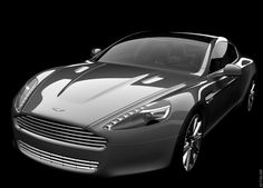 Images of the production-ready Aston Martin Rapide have surfaced and it is as stunning as everyone had hoped it would be. The Rapide is expected to use a Aston Martin Vanquish, Aston Martin Rapide, Aston Martin Models, Latest Bmw, James Bond Cars, Martin Car, Mercedes Benz Sls Amg, Sweet Cars, Car Wallpapers