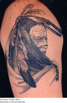 unique native american tattoos - Bing Images