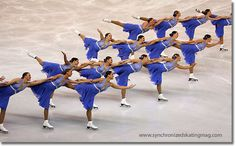 crystallettes - Google Search. - A collection of Synchronized  Skating Dresses to inspire your creativity when designing your new dresses with Sk8 Gr8 Designs.