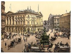 [Piccadilly Circus, London, England]  (LOC)