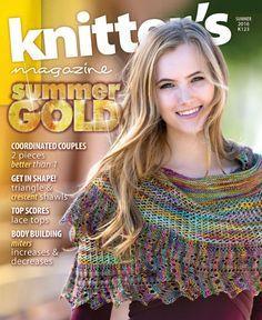 Knitter's Magazine Vol.33 №2 2016