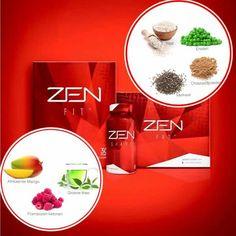 Ingrediënten van ZenBodi! www.skygazer.jeunesseglobal.com