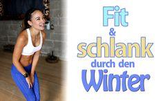 Schlank bleiben im Winter - Motivation zum Abnehmen - Tipps um nicht zuz...