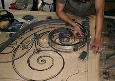 L'Atelier de Ferronnerie d'Art Bétemps en Haute Savoie • Iron Work • Ferronnerie Bétemps • Ferronnerie en France (74)