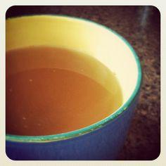 Healing Ginger-Turmeric Sleep Tea