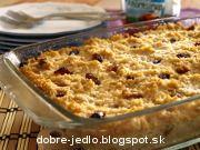 Dobré jedlo: Pšenový nákyp s tvarohom - recepty na dobré jedlo Macaroni And Cheese, Fit, Ethnic Recipes, Mac And Cheese, Shape