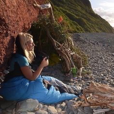Meet 'Extreme Sleeper' @phoebersmith who camps and adventures all over Britain. Her books are great.