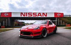 AlwayZ ready for the #track. #Nissan #370Z #CarGram #CarsofInstagram #InstaCars : @thomasz34