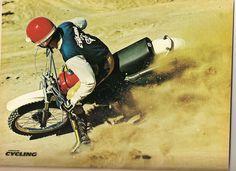 Motorcycle Types, Motorcycle Art, Vintage Bikes, Vintage Motorcycles, Vintage Motocross, Dirt Bikes, Yamaha, Skateboard, Husky