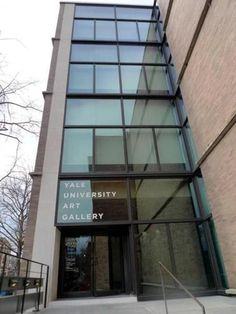 The Yale University Art Gallery in New Haven, Connecticut, features modern and contemporary art.