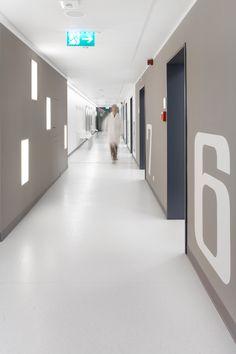 Mipolam Elegance by #Gerflor #flooring #healthcare #hospital #germany