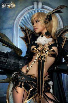 Lapis cosplay by SpcatsTasha