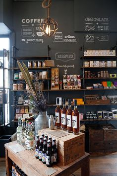 specialty goods at epicurean trader in bernal heights / sfgirlbybay
