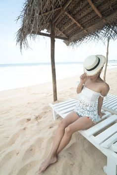 Beach moments from Tangalle beach, Sri Lanka