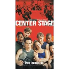 center stage <3. One of my favorite movies!