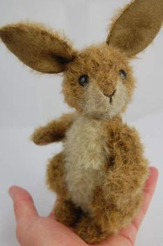 CEDRIC an Antique Rabbit by By Diana Gilmartin | Bear Pile
