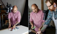 matt armendariz photography | The Making of On a Stick! - Behind-the-scenes tour at cookingchanneltv ...