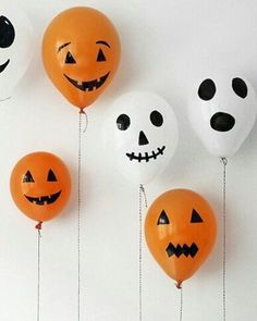 Har du förlorat inspirationen när det gäller nya dekorationer till Halloween? Vi har samlat 10 enkla Halloween-dekorationer som du kan göra själv.