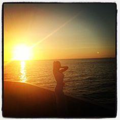 #sunset #beach #lbi - http://iheartlbi.com/sunset-beach-lbi-2/