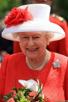 The head of state in Canada is the sovereign or Queen of Canada. Description from canadaonline.about.com. I searched for this on bing.com/images