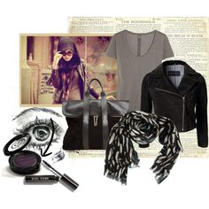 """#leather jacket"" by dindaawrst on Polyvore"