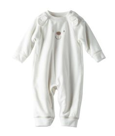 Available exclusively online from Hallmark Baby, beautiful Baby clothes including these Baby Boy Little Mouse Long Sleeve One Piece made of supremely soft 100% cotton jersey knit