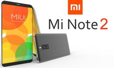 While two days remain to the unveiling, Xiaomi Mi Note 2 price may be $590 | TheTechNews