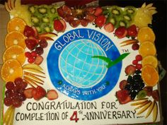 Global Vision Cancer Care NGO 4th Anniversary!!!