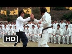 Enter the Dragon (1/3) Movie CLIP - Lee vs. O'Hara (1973) HD - YouTube