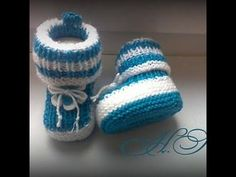 Knit Baby Shoes, Crochet Baby Sandals, Knit Baby Dress, Knit Baby Booties, Booties Crochet, Baby Boots, Knitted Baby, Crochet Dolls, Knit Crochet