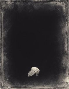Artist Unknown [ Taylor Garmer :Artist, Tanja Jeremić] Nude Vampire With Gloves Tintype on Silver 1864 Art Sinistre, Arte Obscura, Arte Horror, Creepy Art, Photomontage, Macabre, Dark Art, Dark Side, Art Inspo