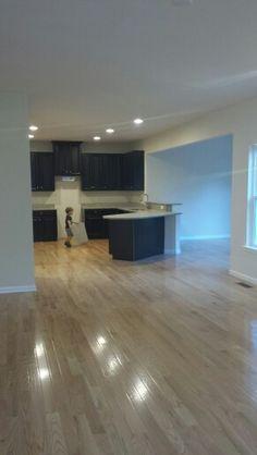 9/4 kitchen hardwood floors
