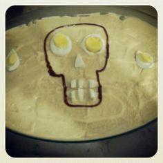 Torta fria personalizada pelo Cristiano!!