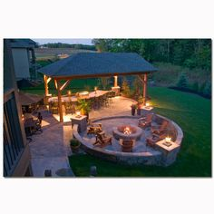 The backyard makeover~ design from stone solutions