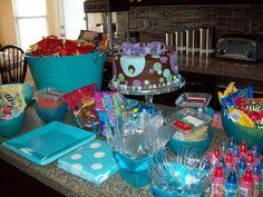 12th birthday party