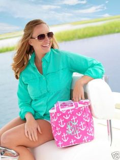 Insulated-Lunch-Cooler-10-Beach-Tote-Bag-Personalized-Embroider-Monogram-Name