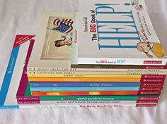 American Girl Doll Mixed Book Lot of 12 Kirsten Julie Molly Smart Girls Guides + #AmericanGirl #Books