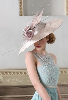An elegant new design for 2013 by Jane Taylor Millinery @JTmillinery.com