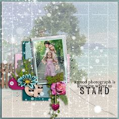 page by Atusia using Click n summer memories by Mariscrap and Picnic basket temp by Christaly