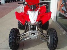 New 2014 Honda TRX 400X ATVs For Sale in Michigan. 2014 Honda TRX 400X, This One Was Born Ready. Relentless. Tireless. Tenacious. There are plenty of things you can say about the Honda TRX400X, but to fully understand it, you have to experience it. That s because underneath the race-style bodywork lies everything the warrior ATV rider needs, starting with the SOHC, 397cc, air-cooled, dry-sump RFVC (Radial Four-Valve Combustion Chamber) engine. Then there s the triple-disc brakes. Baja-ready…