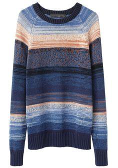 Proenza Schouler / Long Sleeve Crewneck Pullover