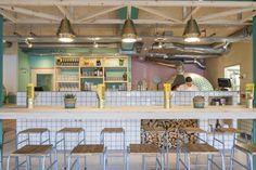 400 Rabbits. Dioses y fermentados en la nueva pizzería de Londres. - diariodesign.com