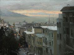 The Streets of San Francisco, Hsin-Yao Tseng. this isn't happiness.