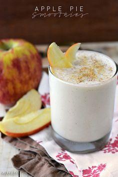 Apple Pie Smoothies! bethcakes.com