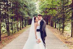 Lovely Autumn wedding