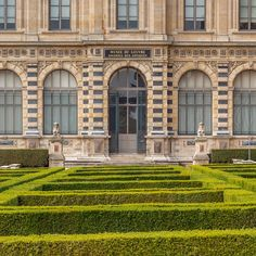 Paris | The Louvre Gardens