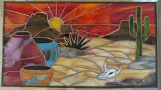 Arizona Sunset - Delphi Artist Gallery